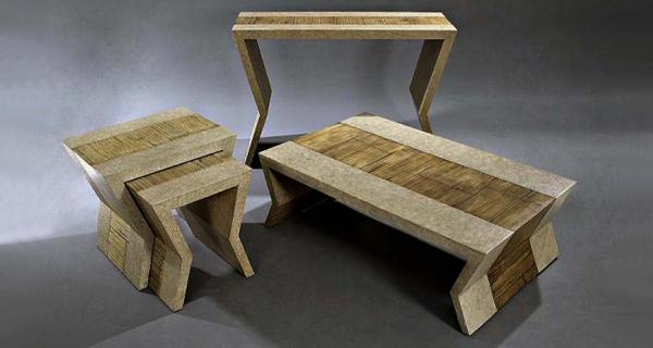 Regatta Console Table, Center Table & End Table