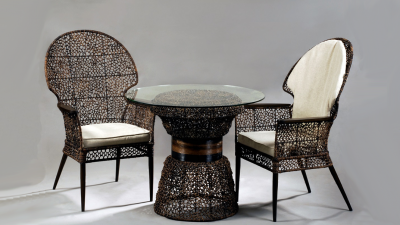 Hawaiian Dining Set