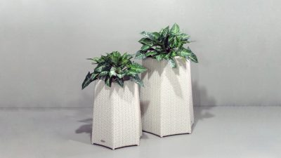 Hexagonal Planters