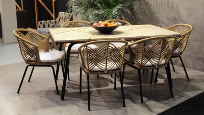 Caffe Dining Set