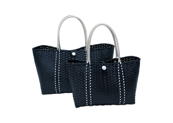 Black Denim Bag