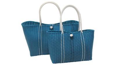 Dodger Blue Bag