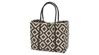 Cappucino & Black Design Bag