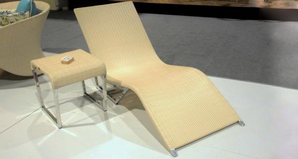 Firarri Chaise Lounge