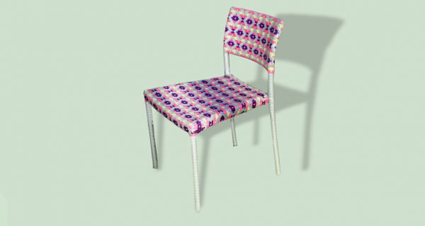 Grafitti Dining Side Chair
