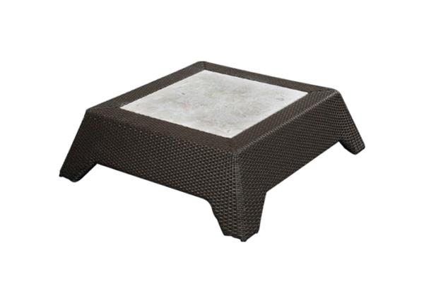 ALEX02 - Alexandria Square Coffee Table