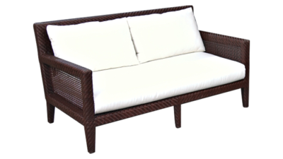 Chisel Loveseat