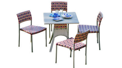 Graffiti Dining Set
