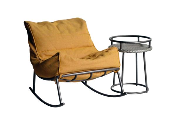 Jonas Rocking Chair & ST
