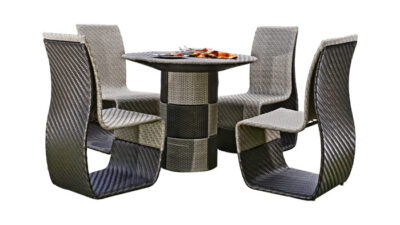 Marc 3 Dining Set