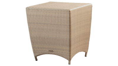 Viona Side Table White Wash