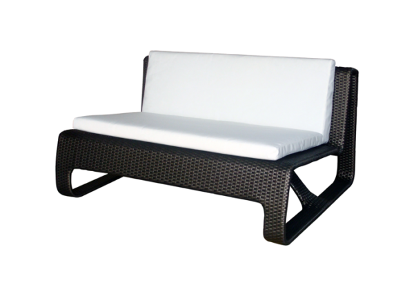 Loch Loveseat with Cushion