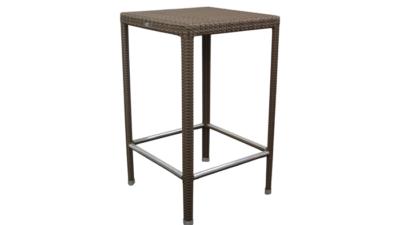 Chisel (Square) Bar Table